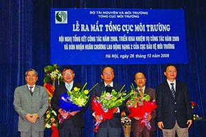 Kỷ niệm 10 năm thành lập Tổng cục Môi trường (30/9/2008 - 30/9/2018): Dấu ấn một thập kỷ