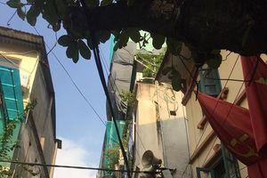 Hàng Bạc: Nhiều công trình xây dựng phá vỡ quy hoạch chung của phố cổ