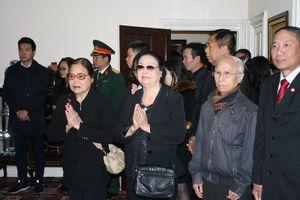 Lễ viếng Chủ tịch nước Trần Đại Quang tại Vương quốc Anh