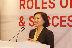 Góc nhìn của nữ tướng Deloitte về Hội đồng quản trị trong bối cảnh công nghiệp 4.0