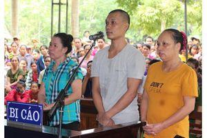 5 năm tù cho mẹ chồng bán con dâu sang Trung Quốc