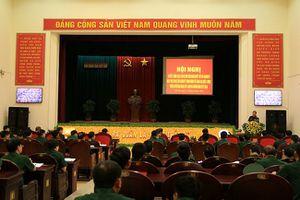 Binh chủng Tăng thiết giáp tổ chức Hội nghị sơ kết 5 năm thực hiện Nghị quyết số 765-NQ/QUTW của Quân ủy Trung ương