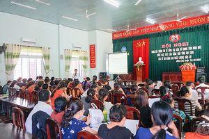 Đông Hà (Quảng Trị): Cung cấp thông tin về công tác dân số trong tình hình mới