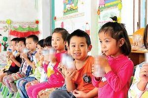 Những ly sữa học đường: Hướng đến mục tiêu nâng tầm vóc trẻ em Việt