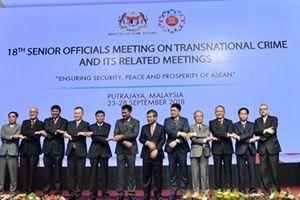 Việt Nam chủ động, tích cực trong hợp tác phòng, chống tội phạm khu vực ASEAN