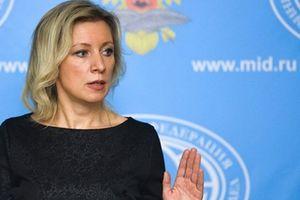 Nga bác cáo buộc của London về danh tính nghi can vụ đầu độc Novichok