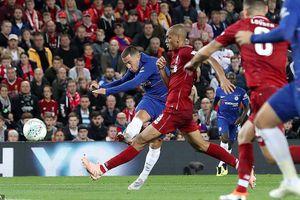 Lội ngược dòng ngoạn mục, Chelsea 'đá văng' Liverpool khỏi League Cup