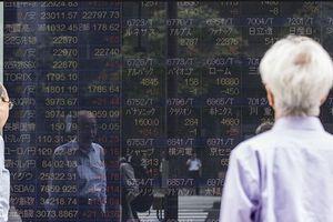 Chứng khoán châu Á trái chiều sau khi FED quyết định tăng lãi suất