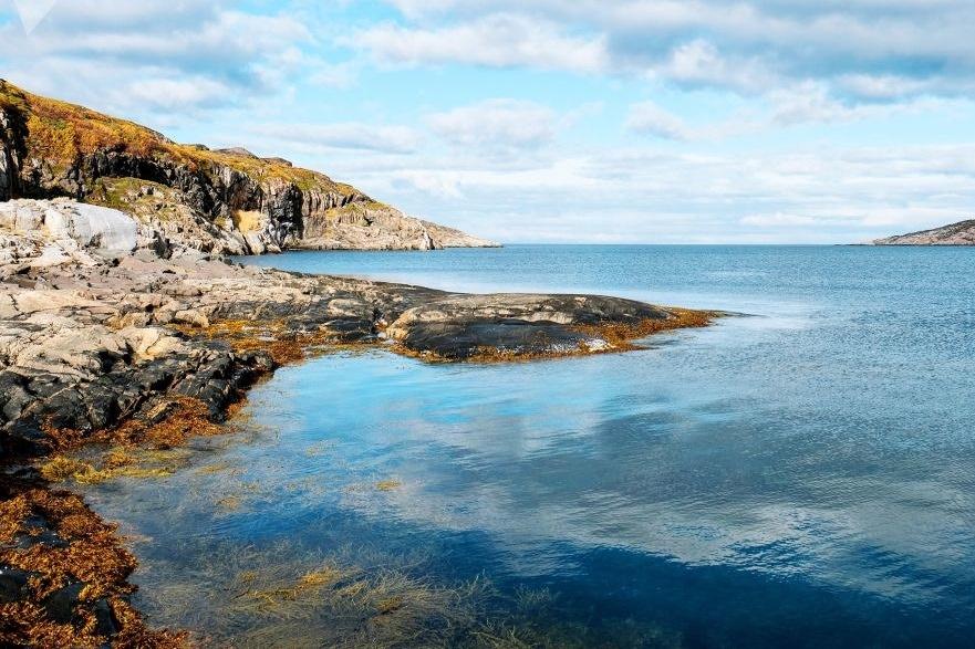Cảnh đẹp ngọt ngào mê đắm lòng người của vùng Murmansk nước Nga