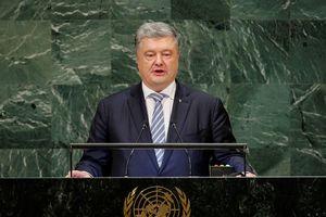 Bị Tổng thống Poroshenko cáo buộc chiếm giữ Biển Azov, Nga phản pháo