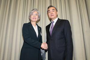 Trung Quốc ủng hộ Bán đảo Triều Tiên tuyên bố kết thúc chiến tranh