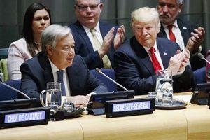 Khai mạc Tuần lễ cấp cao Đại hội đồng Liên hợp quốc