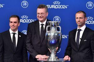 Vượt mặt Thổ, Đức chính thức đăng cai Euro 2024