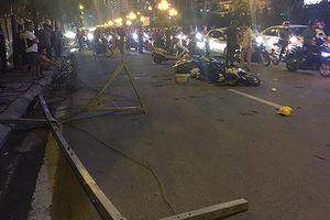 Tai nạn quanh công trình xây dựng: Được cảnh báo nhiều nhưng vẫn cứ xảy ra