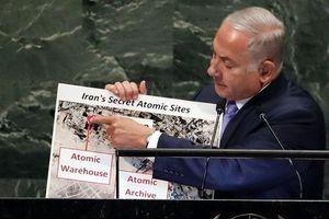 Thủ tướng Israel tiết lộ cơ sở hạt nhân bí mật của Iran