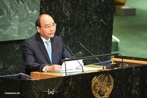 Thủ tướng: 'Tư duy cường quyền là mối đe dọa hòa bình'