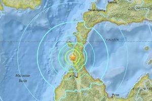 Động đất mạnh 7,7 độ, Indonesia cảnh báo sóng thần