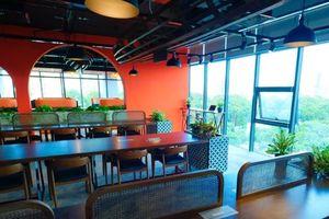Ra mắt không gian làm việc chung rộng 800 m2