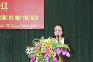 Đại biểu Quốc hội TP Hà Nội tiếp xúc cử tri huyện Gia Lâm