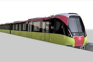 Được lòng 80% người khảo sát, tàu đường sắt đô thị Nhổn - ga Hà Nội trông thế nào?