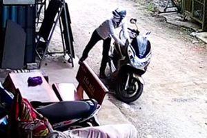 Triệt phá ổ nhóm gây ra hàng chục vụ trộm cắp xe máy ở Thanh Hóa