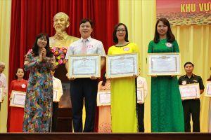 6 cá nhân xuất sắc trong hội thi Giảng viên lý luận chính trị giỏi miền Trung - Tây Nguyên