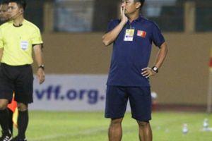 HLV U16 Việt Nam nói gì sau khi thua 'kinh hoàng' U16 Iran?