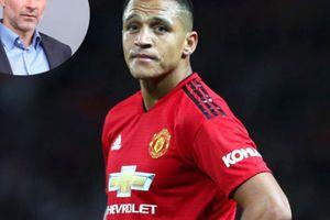 Giggs 'chỉ bảo' Mourinho cách dùng Alexis Sanchez