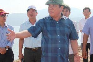 Bí thư Bình Định: Đổ đất, đá lấp đầm Thị Nại là 'hành vi phá hoại'