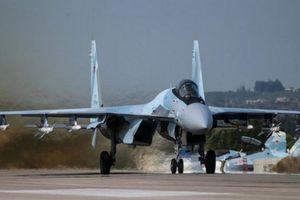 Nga triển khai hàng chục tiêm kích ở Syria sau vụ Il-20 bị bắn rơi