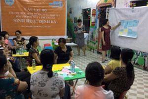 Xây dựng môi trường an toàn cho phụ nữ và trẻ em gái