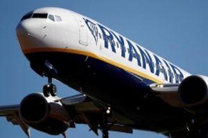 Đình công tại Ryanair ảnh hưởng hơn 40 nghìn hành khách