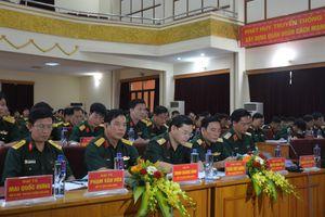 Quân đoàn 2 sơ kết 5 năm thực hiện Nghị quyết 765 của Quân ủy Trung ương