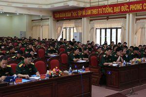 Quân đoàn 3 sơ kết 5 năm thực hiện Nghị quyết số 765 của Quân ủy Trung ương