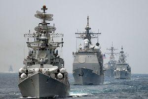 Tàu Hải quân Ấn Độ thăm Việt Nam