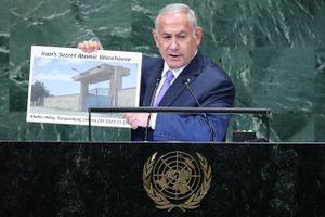Thủ tướng Israel tố Iran có một 'kho nguyên tử bí mật' tại thủ đô