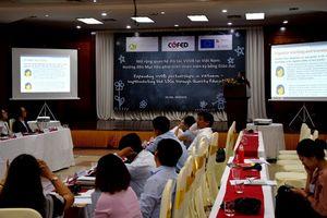 Mở rộng các hoạt động về giới và môi trường tại Việt Nam