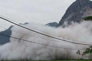 'Đi hái nấm, trúng đá nổ mìn': Đình chỉ giấy phép sử dụng vật liệu nổ