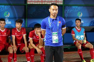HLV Vũ Hồng Việt: 'Thất bại chỉ khiến U.16 Việt Nam mạnh mẽ hơn'