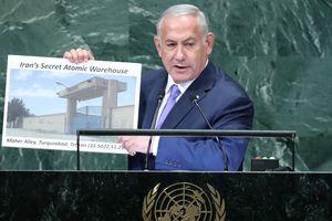 Thủ tướng Israel nói Iran có 'cơ sở hạt nhân bí mật'