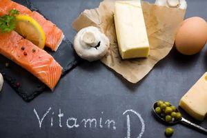 Những loại thực phẩm giúp tăng cường vitamin D