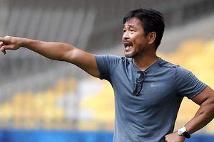 Không có vé World Cup U.17, Malaysia sa thải HLV tuyển U.16