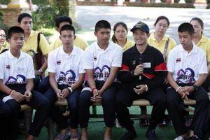 'Đội bóng Heo Rừng' của Thái Lan dự Olympic trẻ