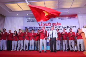 Thể thao Người khuyết tật Việt Nam xuất quân dự Asian Para Games
