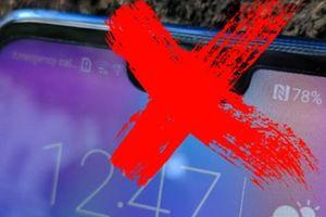 Top 7 smartphone không 'tai thỏ' vẫn đắt hàng