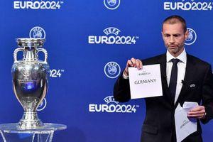 Đức chính thức giành quyền đăng cai Euro 2024