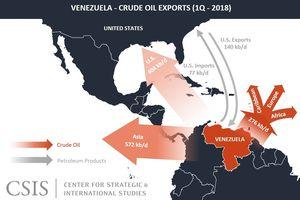 Mỹ không thể thiếu dầu nặng của Venezuela