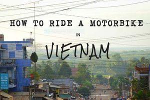 Phát động chiến dịch An toàn giao thông khi tham gia giao thông bằng xe máy