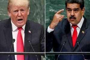 Căng thẳng Mỹ - Venezuela tại Liên Hiệp Quốc