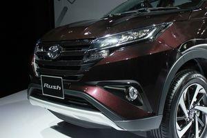 Những điểm nổi bật nhất trên Toyota Rush vừa về Việt Nam